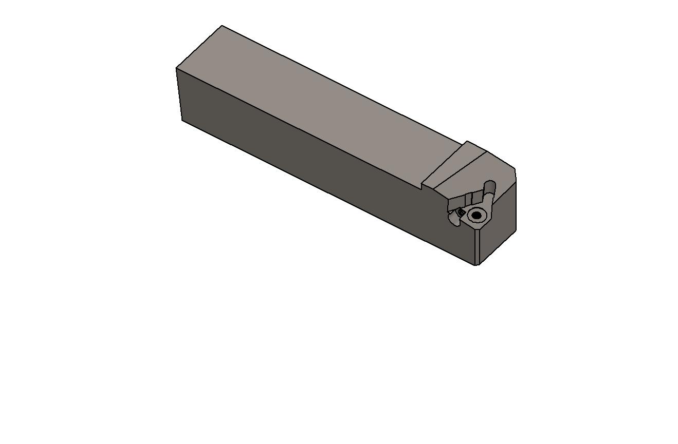 HEL3232P22-EXTERNAL LEFT HOLDER